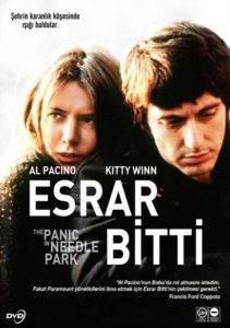 Esrar Bitti -The Panic In Needle Park (DVD)