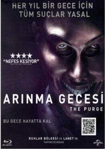 Arınma Gecesi (Blu-ray)