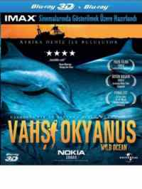 Vahşi Okyanus 3D (Blu-Ray)
