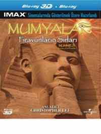 Mumyalar - Firavunların Sırları 3D (Blu-Ray)