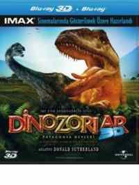 Dinazorlar 3D (Blu-Ray)