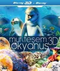 Muhteşem Okyanus 3D (Blu-Ray)