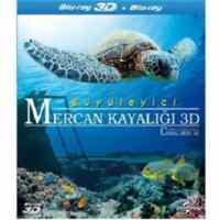 Büyüleyici Mercan Kayalığı 3D (Blu-Ray)