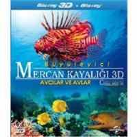 Büyüleyici Mercan Kayalığı 3D Avcılar ve Avlar (Blu-Ray)