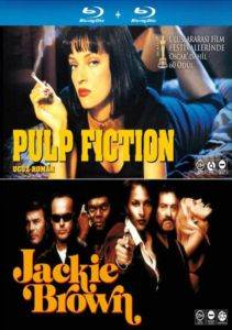 Pulp Fiction-Jackie Brown İki Set