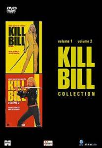 Kill Bill 1 & 2 İkili Set - Kill Bill Collection Box Set
