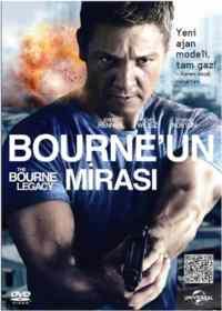 Bourne'un Mirası (DVD)