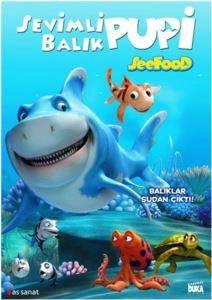 Sevimli Balık Pupi (DVD)