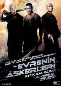 Evrenin Askerleri - İntikam Günü (DVD)