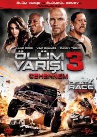 Ölüm Yarışı 3 Cehennem - Death Race 3: Inferno (DVD)