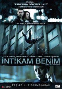 İntikam Benim (Dvd)