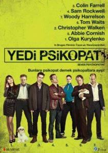 Yedi Psikopat - Seven Psychopaths (Dvd)