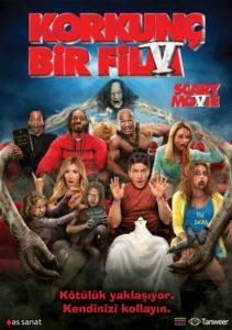 Korkunç Bir Film 5 (DVD)