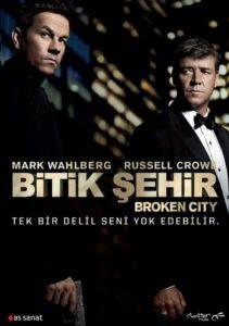 Bitik Şehir - Broken City (DVD)