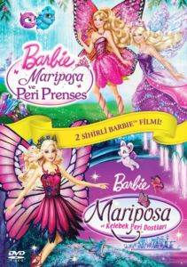 Barbie:Mariposa Ve Peri Prenses-Kelebek Peri Dostları İkili