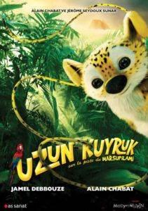 Uzun Kuyruk - Sur La Piste Du Marsupilami  (DVD)
