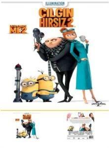 Çılgın Hırsız 2 (DVD)