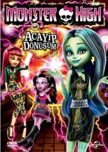 Monster High:Acayip Dönüşüm