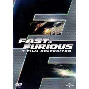 Hızlı Ve Öfkeli - 7 Film Box Set