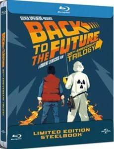 Geleceğe Dönüş (4 BD Stell Box Set)