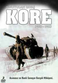 Unutulan Savaş Kore - Korea: The Forgotten War (DVD)