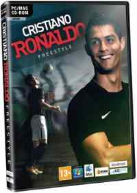 Cristiano Ronaldo Freestyle (PC CD)