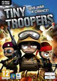 Tiny Troopers Savaşa Bir Şans Verin (PC CD)