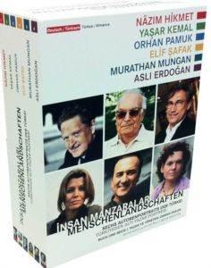 İnsan Manzaraları-Türkiyeden Altı Yazar Portresi  (DVD)