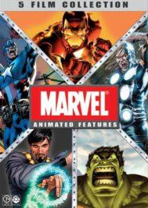Marvel 5 Film Collection