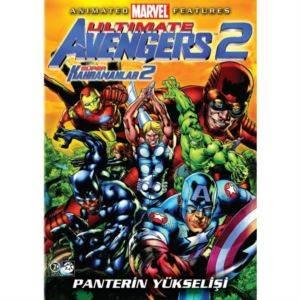 Ultimate Avenger - Süper Kahramanlar 2