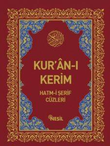 Kur'an-ı Kerim 10 DVD 30 Cüz