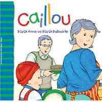 Caillou Büyük Anne ve Büyük Babası İle