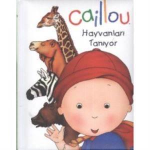 Caillou Hayvanları Tanıyor