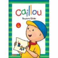 Caillou Boyama Kitabı-6