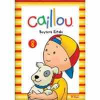 Caillou Boyama Kitabı-8