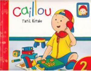 Caillou Tatil Kitabı-2
