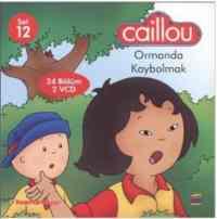 Caillou Ormanda Kaybolmak