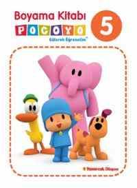 Boyama Kitabı Pocoyo 5