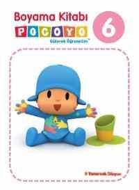 Boyama Kitabı Pocoyo 6