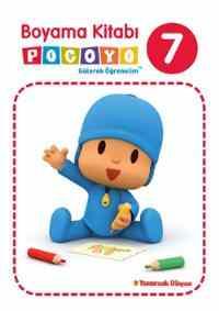 Boyama Kitabı Pocoyo 7