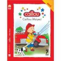 Caillou İtfayeci (DVD)