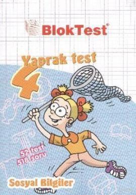 Yaprak Test 4.Sınıf-Sosyal Bilgiler