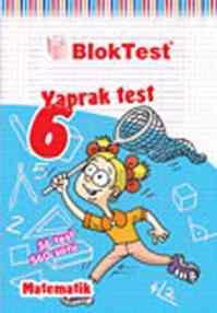 Blok Test 6.Sınıf Matematik Yaprak Testi
