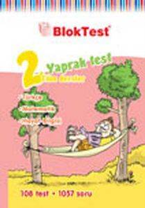 2. Sınıf Tüm Dersler Yaprak Testi