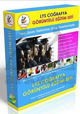 LYS Coğrafya Görüntülü Eğitim Seti