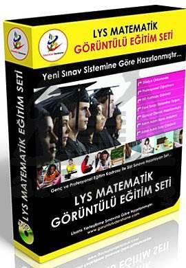 LYS Matematik Görüntülğ Eğitim Seti