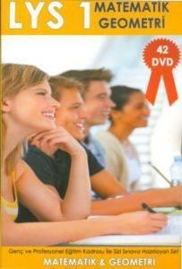 LYS 1 Matematik - Geometri Görüntülü DVD Eğitim Seti (42 DVD)
