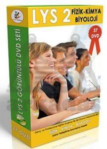 LYS 2 Sınavlarına Hazırlık Görüntülü DVD Seti (37 DVD)