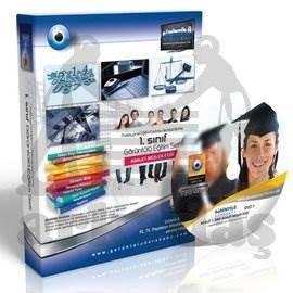 AÖF Adalet Önlisans Bölümü Adalet Meslek Etiği Eğitim Seti 5 DVD