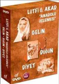 Anadolu Üçlemesi Box Set